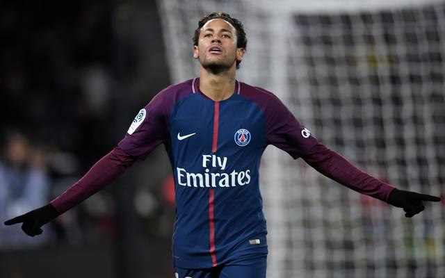 Neymar wird immer wieder mit Real Madrid in Verbindung gebracht