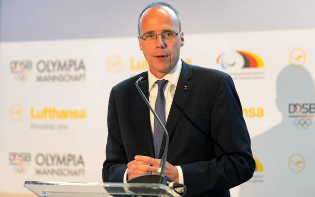 Peter Beuth ist hessischer Innenminister