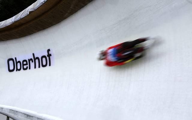 2023 wird in Oberhof die Rodel-WM ausgetragen
