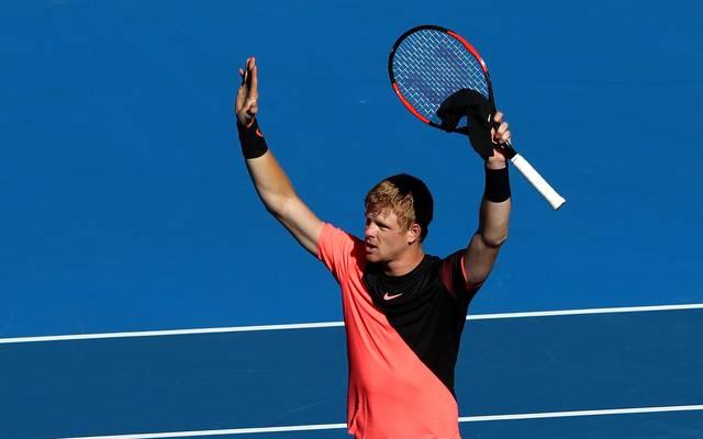 Kyle Edmund sorgt bei den Australian Open für eine faustdicke Überraschung