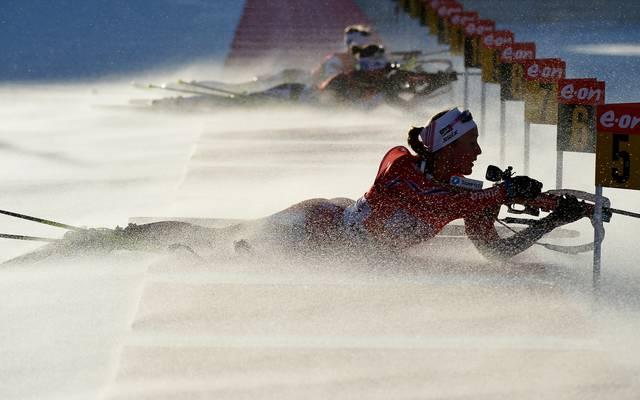 Schlechte Wettervorhersagen beeinflussen den Zeitplan des Biathlon-Weltcups in Canmore