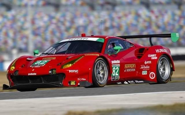 Risi Competizione schaltet in Le Mans einen Gang zurück