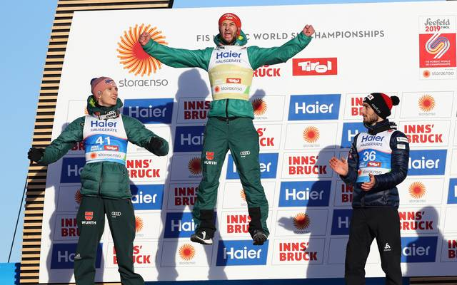 FIS Nordic World Ski Championships - Ski Jumping Competition