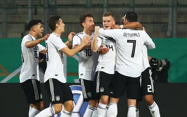 U21-EM, deutsche Nationalmannschaft, Infos, Termine, Modus