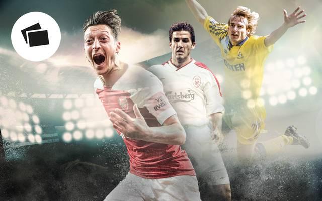 Premier League: Özil, Klinsmann und Co. - Die besten deutschen Torjäger