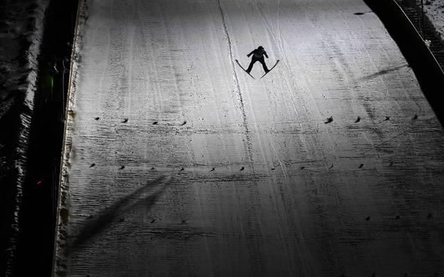 FIS Ski Jumping World Cup Ladies Zao - Day 1