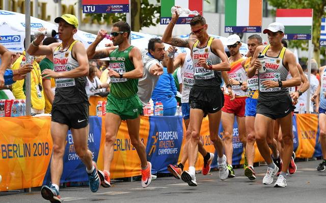 ATHLETICS-EURO-2018-MEN-20KM-WALK
