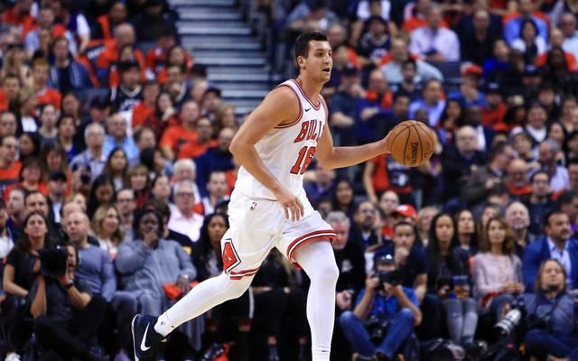 NBA: Paul Zipser kritisiert medizinische Betreuung bei Chicago Bulls, Paul Zipser erhielt bei den Chicago Bulls keinen neuen Vertrag