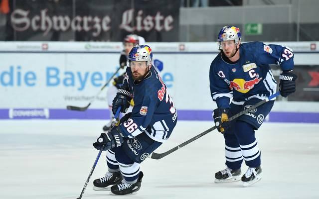 DEL: EHC Red Bull München In Spiel fünf kann der Meister EHC Red Bull München gegen die Eisbären Berlin alles klar machen