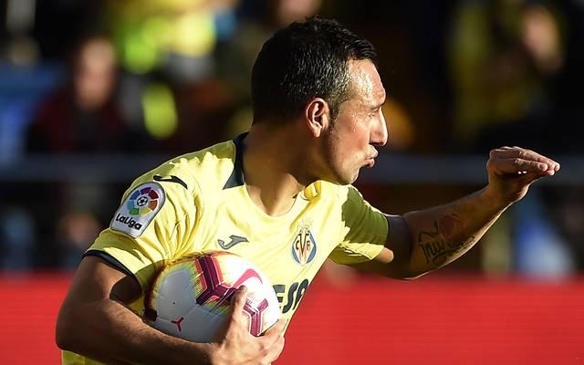 Santi Cazorla verlängert seinen Vertrag beim FC Villarreal