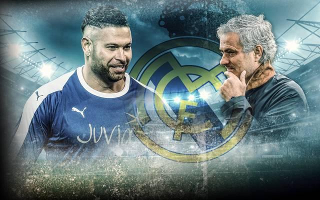 Tim Wiese (l.) verhandelte einst mit Jose Mourinho über einen Wechsel zu Real Madrid