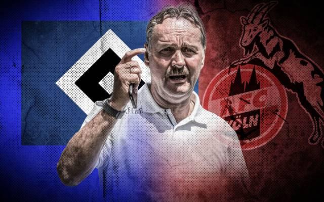 Peter Neururer sieht den 1.FC Köln deutlich besser gerüstet für das Zweitligajahr als den HSV