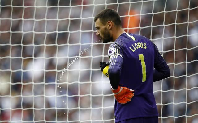 Hugo Lloris steht bei Tottenham Hotspur in der Premier League im Tor