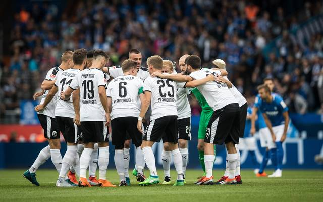 2. Bundesliga LIVE: Sandhausen - Ingolstadt im TV, Stream, Ticker