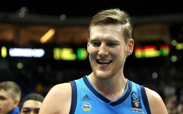 Basketball, BBL: Clint Chapman wechselt von ALBA Berlin zu Riesen Ludwigsburg, Clint Chapman wechselt von Berlin nach Ludwigsburg