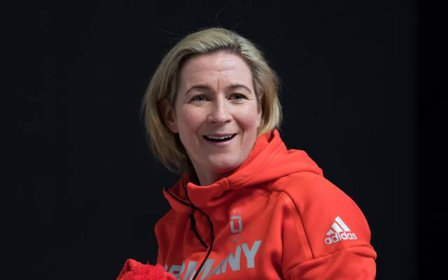 Claudia Pechstein bestreitet in Südkorea ihre siebten Olympischen Spiele