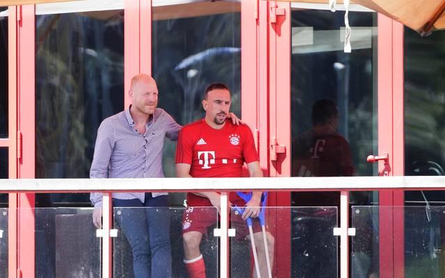 Matthias Sammer war von 2012 bis 2016 Sportvorstand des FC Bayern