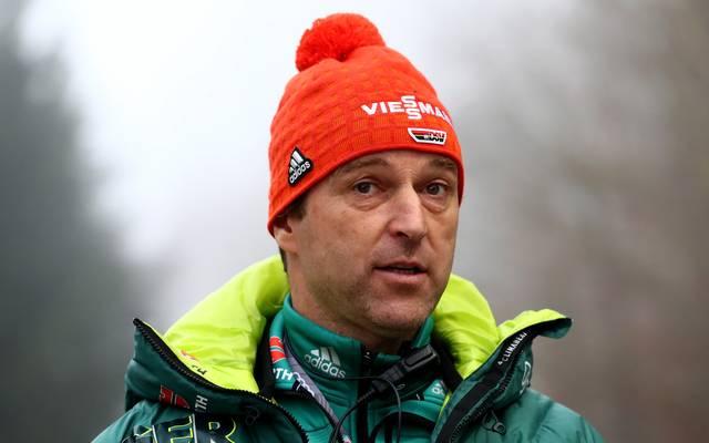 Skispringen: Bundestrainer Werner Schuster hört zum Saisonende auf, Der Vertrag von Werner Schuster beim DSV läuft noch bis Saisonende