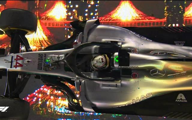 Formel 1: Bilder zum Singapur-GP mit Vettel, Hamilton, Verstappen