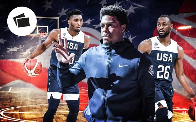 Das Team USA muss bei der anstehenden WM in China ohne zahlreiche Superstars auskommen