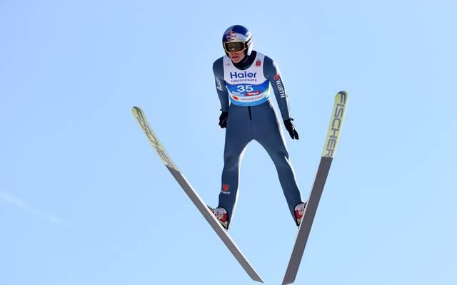 Olympiasieger Andreas Wellinger wurde nicht für das Springen von der Normalschanze nominiert