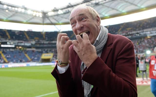 Peter Fischer will bei Eintracht Frankfurt keinen AfD-Wähler sehen