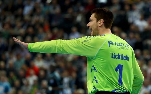 HBL:  Carsten Lichtlein wechselt vom VfL Gummersbach zum HC Erlangen, Torhüter Carsten Lichtlein spielt seit 2016 für den VfL Gummersbach