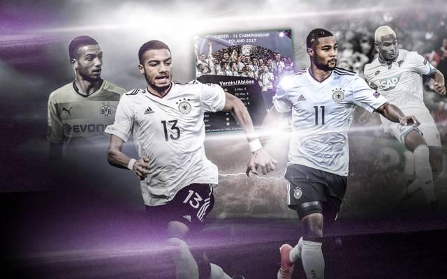 Nach dem Gewinn der U21-EM nutzten acht DFB-Auswahlkicker die gestiegene Aufmerksamkeit zu einem Klubwechsel