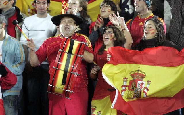 Manuel trommelte bisher bei neun Weltmeisterschaften