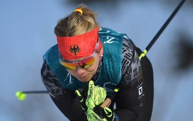 Sandra Ringwald war als 22. beste Deutsche in Drammen