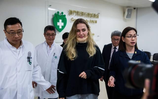 Sophia Flörsch plant Comeback im März nach Horror-Unfall