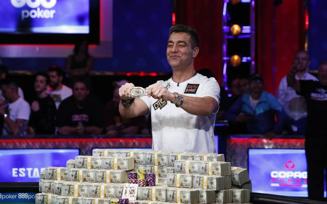 Hossein Ensan ist der neue Poker-Weltmeister