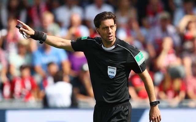 Schiedsrichter Manuel Gräfe kritisiert die deutschen Schiri-Bosse