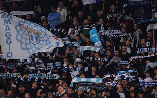 Fans von Lazio Rom reichen eine Sammelklage bei der Ziviljustiz ein