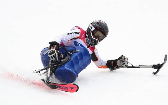 2018 Paralympic Winter Games - Day 9 Anna Schaffelhuber holte in ihrer Karriere bereits sieben Goldmedaillen bei paraolympischen Spielen. Dazu ist sie mehrfache Weltmeisterin