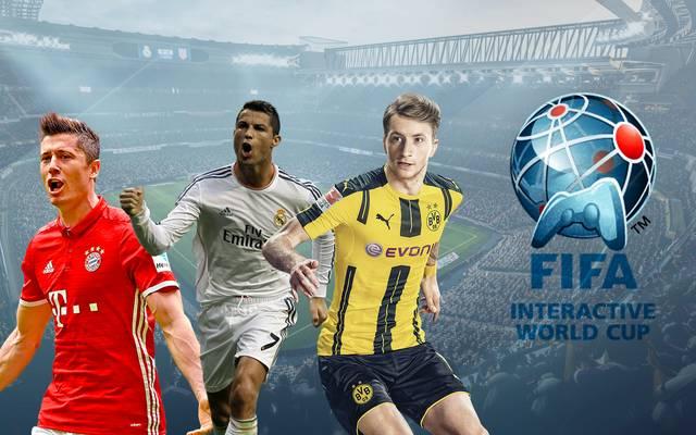 Die Elite von FIFA 17 trifft sich in London - und SPORT1 zeigt den FIFA Interactive World Cup 2017 live auf Youtube, Facebook und im LIVESTREAM