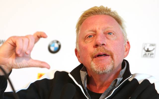 Boris Becker fungiert beim DTB als Head of Men's Tennis