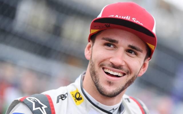 Formel E: Audi weiter mit Daniel Abt und Lucas di Grassi, Daniel Abt fährt auch in der kommenden Saison für Audi