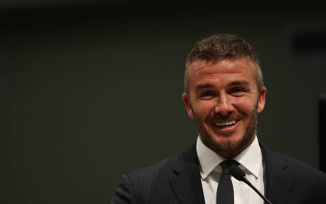 David Beckham Discusses His MLS Stadium Proposal At Miami City Commission Meeting