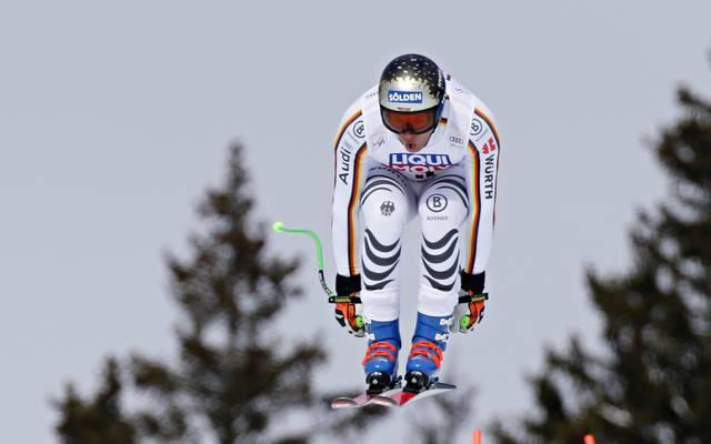 Nach seinem Sieg in Kitzbühel ist die Motivation bei Thomas Dreßen noch größer