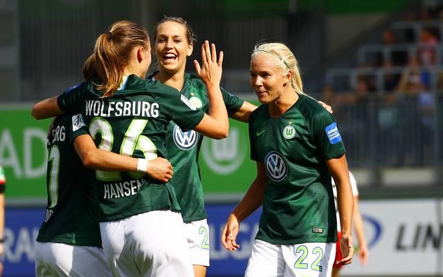 Champions League, Frauen: VfL Wolfsburg - Thor/KA LIVE im TV und Stream