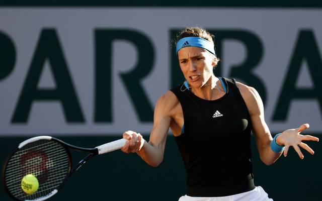 Andrea Petkovic, WTA-Turnier, New York