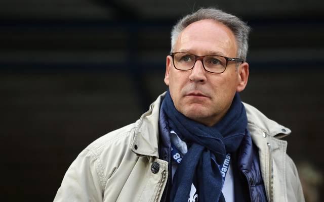 Darmstadt Präsident Rüdiger Fritsch sieht die Montagsspiele kritisch