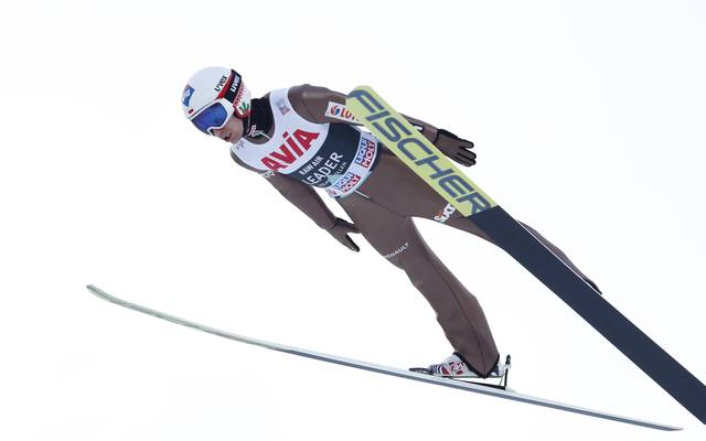 Kamil Stoch dominiert den Skisprung-Weltcup
