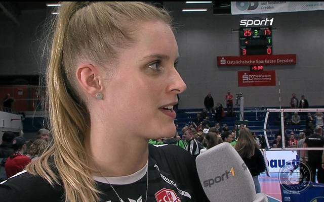 Volleyball Bundesliga: Alexander Waibl und Anne Hölzig im Interview