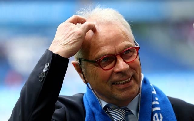 Bernhard Dietz wurde als Kapitän der DFB-Elf 1980 Europameister