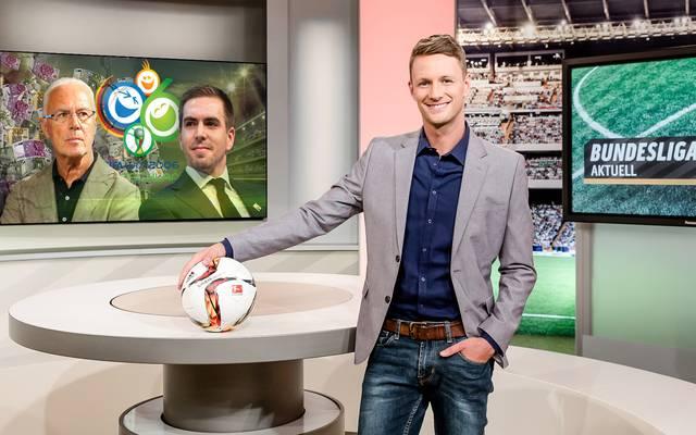 Jochen Stutzky führt am Dienstag durch Bundesliga Aktuell