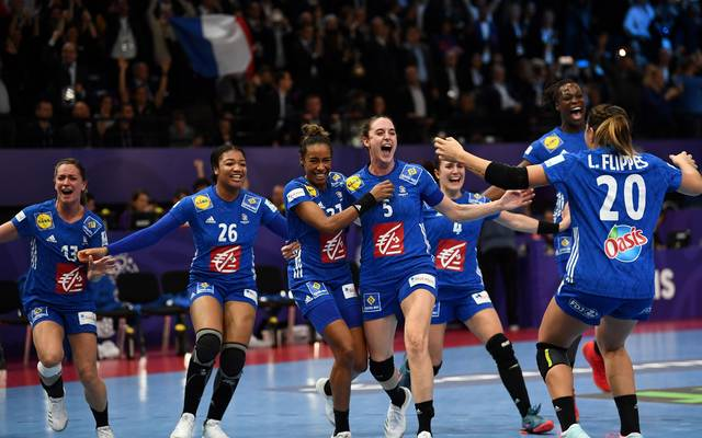 HANDBALL-EURO2018-RUS-FRA-WOMEN