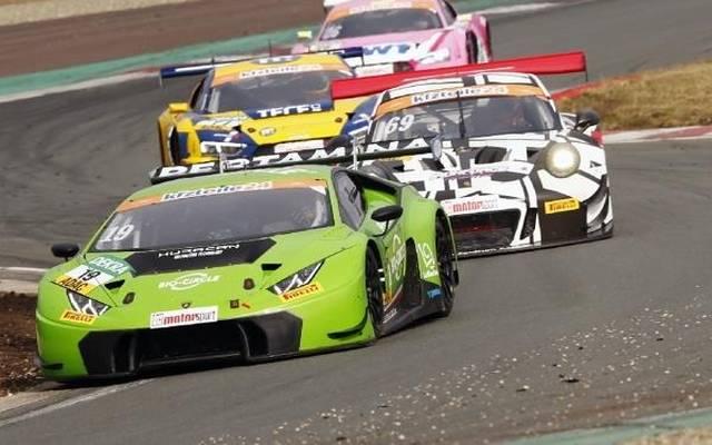 In der Saison 2018 starten acht Marken im GT Masters