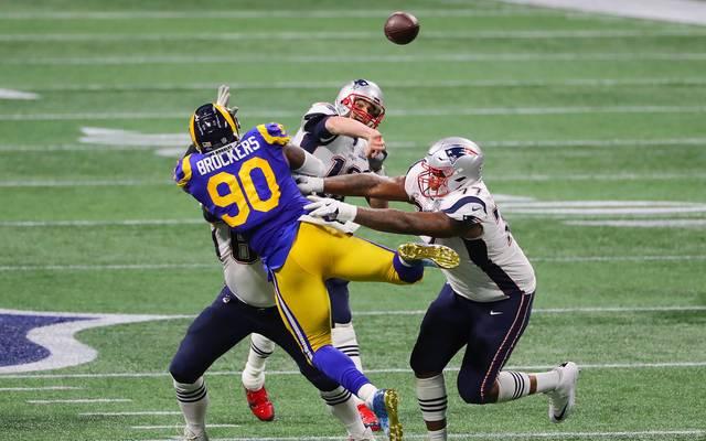 Tom Brady hat mit den New England Patriots zum sechsten Mal den Super Bowl gewonnen